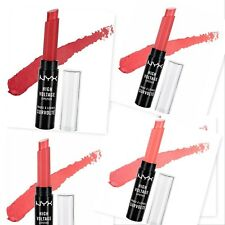 NYX High Voltage Lipstick Factory Sealed - Choice of Shades