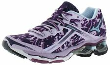 new MIZUNO WAVE CREATION 15 Orchid/Blue/Purple WOMEN'S RUNNING SHOES