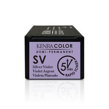 kenra color metálico COLLECTION DEMI – Permanente Cabello Rápido Tónico 58.2g