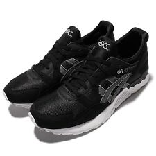 ASICS Tiger Gel-Lyte V 5 Core Black Pack White Mens Running Shoes HN6A4-9011