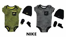 NIKE Baby Boy 3-piece Set Gift Pack  0-6 Months - New Limited Edition