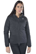 Piumino donna Kway Lily Thermo Stretch Double K007HF0 nero