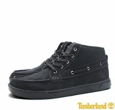 TIMBERLAND GROVETON CASUAL SHOES - MENS - BLACK