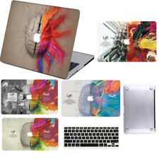New Crystal Hard shell case keyboard cover for macbook pro air retina touch bar