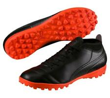Puma One 17.4 TT Men's Turf Soccer Cleats Football Shoes Red/Black 1707