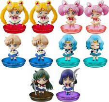 Sailor Moon Crystal Petit Chara Japan figure Pluto Saturn Neptune Uranus Chibi
