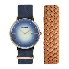 Slazenger Retro Mens Watch SL.9.1970.1.03 With or Without Box Blue £74.99 (8)
