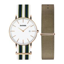 Slazenger Retro Mens Watch SL.9.1980.1.12 With or Without Box £74.99 (10)