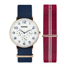 Slazenger Retro Mens Watch SL.9.1982.2.01  With or Without Box £94.99 (2)