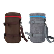 Waterproof DSLR Camera Lens Shoulder Bag Case Pouch Insert Padded Pouch Cover GW