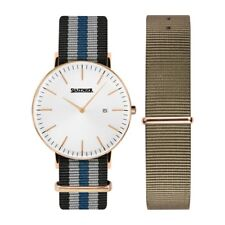 Slazenger Retro Mens Watch SL.9.1980.1.03 With or Without Box £74.99 (18)