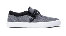 Supra Cuba Carbón Heather/Black/BLANCO TALLA 41
