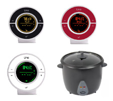 Creative Cuisine by Grant Uno Sous Vide Controller, White, Red , Black & Paiolo
