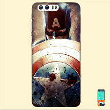 COVER CASE CUSTODIA V MARVEL HULK CAPITAN AMERICA COMICS IPHONE 8 E 8 PLUS