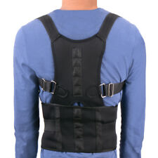 Posture Corrector Men Women Support Shoulder Back Lumbar Waist Brace Strap Belt