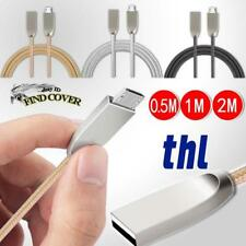 Micro USB Fast Charging Data Sync Charger Cable for Various THL Mobile Phones