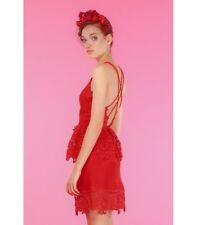 RED COCKTAIL Dress Minueto