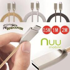 Micro USB Fast Charging Data Sync Charger Cable for Various NUU Mobile Phones