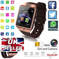 DZ09 Bluetooth Elegant Smart Watch  Android iPhone Samsung Phone