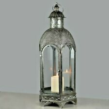 Vintage Rustic Style Wall Lantern Garden Candle Tea Light Holders Patio Light