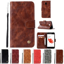 For Nokia 2 Luxury Leather Magnetic Flip Card Slot Wallet Stand Case Cover