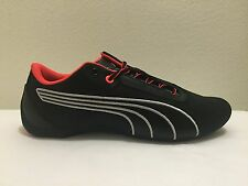 PUMA Men's Shoes Future Cat S1 NightCat Black /Puma/Silver/Neon Orange 3055