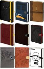 Star Wars Notebook Stormtrooper Fantastic Beasts Harry Potter Batman Doctor Who