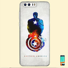 COVER CASE CUSTODIA A IPHONE 8 E 8 PLUS MARVEL COMICS CAPITAN AMERICA STAN LEE