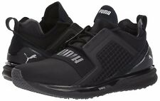 New Men's PUMA Ignite Limitless Terrain Running Sneaker - 190134-01 Black