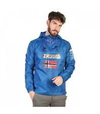 Geographical Norway impermeable Butagaz, cremallera horizontal y lateral