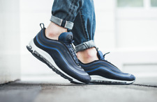Air Max Nike 97 ULTRA 17 BLU OSSIDIANA NUOVO in scatola 918356-401 (not