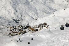 Val Thorens Trois Vallees France mountain landscape photo picture poster print