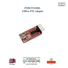 FTDI Adapter FT232RL USB to TTL Serial Converter Module 5V & 3.3V For Arduino UK