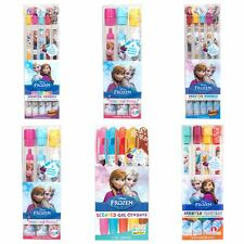 Frozen Smencils & Smens - Scented Pens & Pencils that last 2 years - FREE P&P