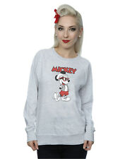 Disney Femme Mickey Mouse Hipster Sweat-Shirt