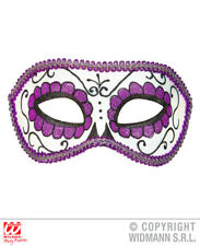 Dia De Los Muertos Eyemask Decorated Disguise Mask Fancy Dress