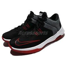 Nike Air Versitile II 2 Black White Gym Red Men Basketball Shoes 921692-002