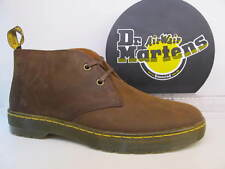 Dr Martens Cabrillo Gaucho Crazy Horse Brown Leather 2 Eyelet Lace Up Mens Boot