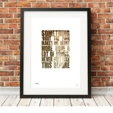 MAC MILLER ❤ Rap Hip Hop motivational typography poster art Print in 5 sizes #52