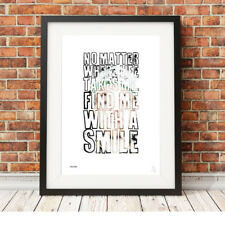 MAC MILLER ❤ Rap Hip Hop motivational typography poster art Print in 5 sizes #54