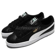 Puma Basket Classic LFS Low Black White Men Shoes Sneakers Trainers 354367-21