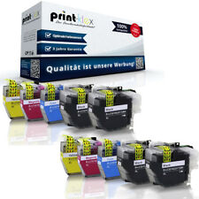 10x Cartuchos de tinta compatibles para Brother lc-3219 Set de color - Impresora