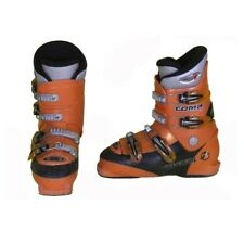 Chaussure de ski junior occasion Rossignol Comp J orange