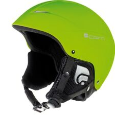 Casque Ski Cairn Android mat fluo green