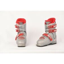 bota de esquí Usado Junior Nordica GP gris