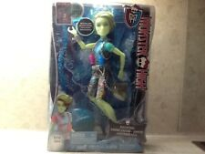 BRAND NEW IN BOX MONSTER HIGH DOLL PORTER GEISS SON OF A POLTERGEIST SEALED BOX