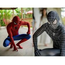 Costume Déguisement Cosplay Spiderman Homme Adulte Spandex Halloween Party