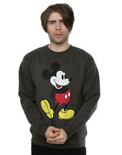 Disney Homme Mickey Mouse Classic Kick Sweat-Shirt