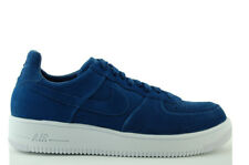 Nike Air Force 1 ULTRAFORCE Sneaker Scarpe Uomo Nere Blu NUOVO