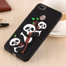 Etui Coque Housse Silicone 3D PANDA Case Cover skin pour la gamme HUAWEI (All)